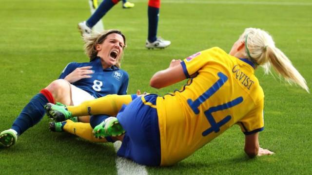 Frauen WM 2011 Ökvist