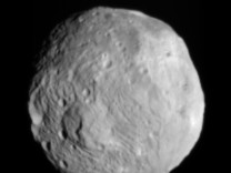 NASA handout image of protoplanet Vesta