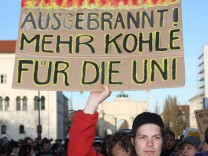 Studentendemonstration in München, 2009