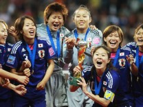 BESTPIX  Japan v USA: FIFA Women's World Cup 2011 Final