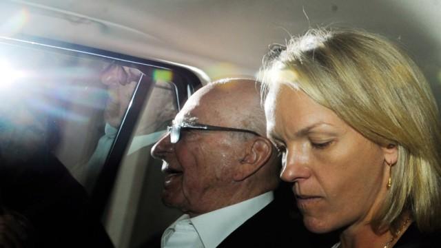 Rupert Murdoch, Chairman of News Corporation