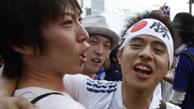 WM 2011 Fußball-WM: Freude in Japan