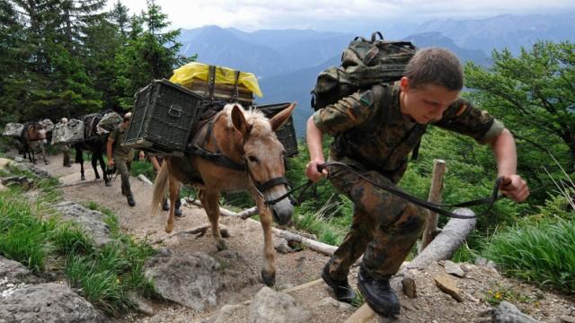 Neue Mulis bei der Bundeswehr