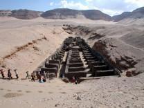 Ausgrabungen Abydos