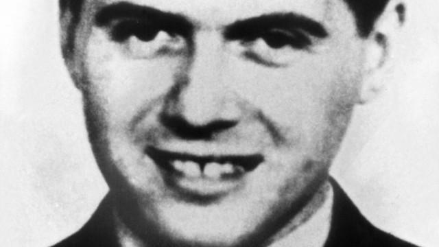 Aufnahme von Josef Mengele aus dem Jahr 1938. Er gilt als einer der berüchtigsten Ärzte des Dritten Reiches.