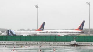 Flughafen München Gepfändete Boeing gegen Sicherheitsleistung frei