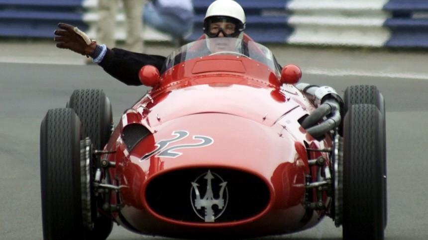 Rennsport Rennsport: Stirling Moss