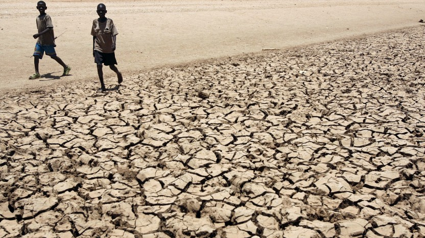 UN debattieren Klimafolgen für den Weltfrieden