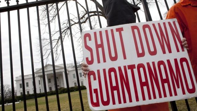 Guantanamo US-Gefangenenlager Guantanamo