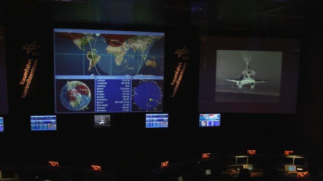 Raumfähre 'Atlantis' gelandet
