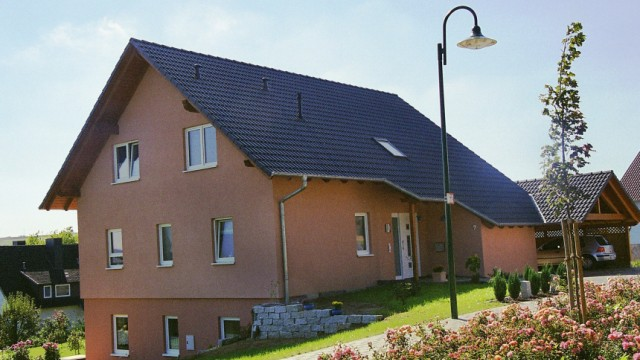 Genügend Platz in wohngesunden Räumen - Sander Haus plant und baut für mehrere Generationen