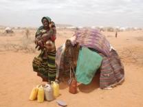 UN fordern weiteres Camp für Dürre-Flüchtlinge in Kenia