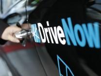 BMW Group und Sixt AG stellen DriveNow vor