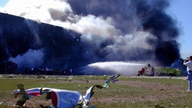 Pentagon 9. September 2001