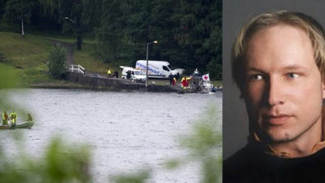 Anschläge in Norwegen Mutmaßlicher Attentäter Anders Behring Breivik