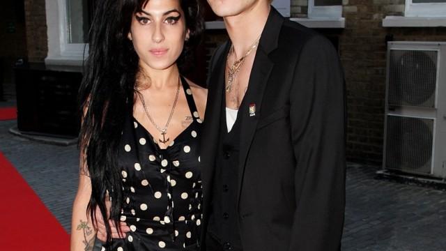 FILE - Amy Winehouse