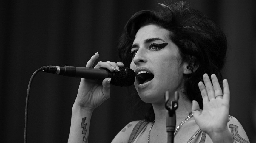 Soulsängerin Amy Winehouse