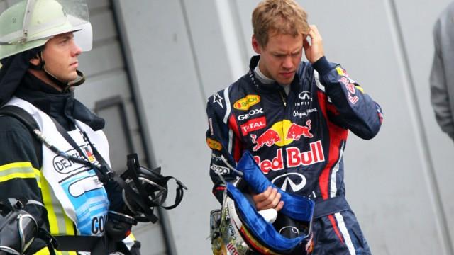 Formel 1 - GP Deutschland - Sebastian Vettel