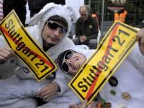 'Stuttgart 21' droht zum Finanzierungsskandal zu werden