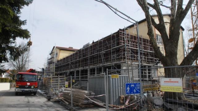 Baubetriebe Baubranche Erding