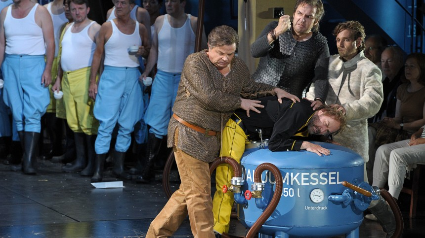 Bayreuther Festspiele - Tannhäuser