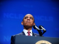 President Obama addresses the National Council of La Raza - DC