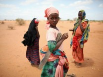 Refugees Flock To Dadaab As Famine Grips Somalia