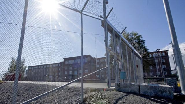 Ila landsfengsel prison in Baerum, just outside Oslo