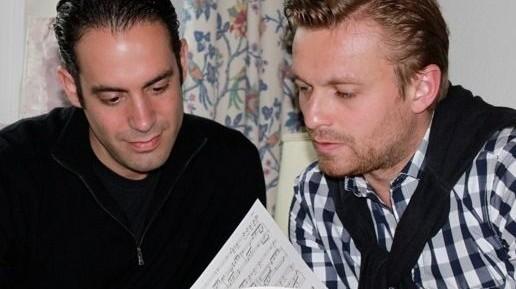 Stadt aktuell Tenor Breslik und Pianist Katz im Gespräch