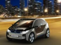 BMW konkretisiert Pläne für E-Stadtwagen i3 - IAA-Auftritt