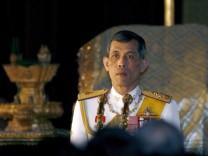Thailands Kronprinz löst gepfändete Boeing in München selbst aus