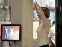 Gewerkschaft der Polizei fordert Verzicht auf Koerperscanner