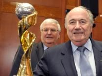 Fussball-WM: Abschlusspressekonferenz