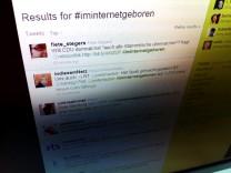Twitter #ininternetgeboren