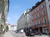 Wiener Platz bzw. Max-Weber-Platz an der Inneren Wiener Straße in München