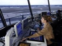 Offizielle Eroeffnung des neuen Towers am Frankfurter Flughafen