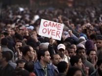 Vorschau: Prozess gegen Mubarak