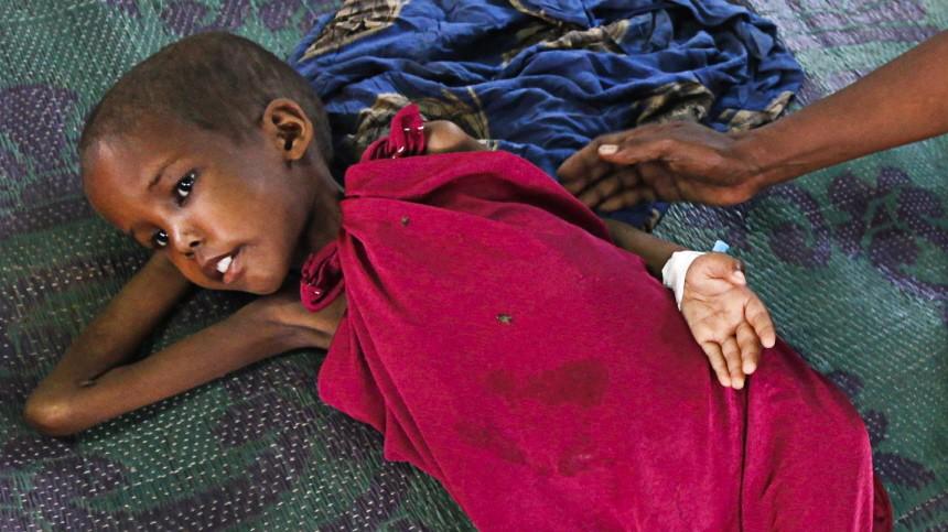 Horn Of Africa Famine