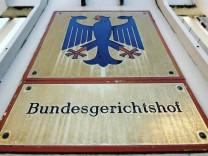 BGH verkündet Urteil zu Klage gegen Deutschland