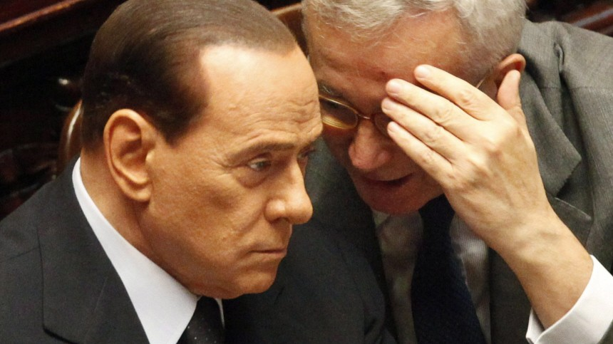 Berlusconi says Italy?s economy is solid