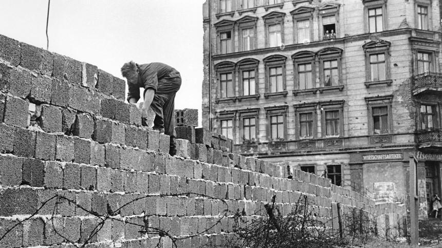 50 Jahre Mauerbau