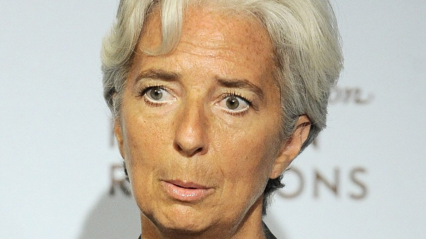 Lagarde to be investigated for abuse of authority