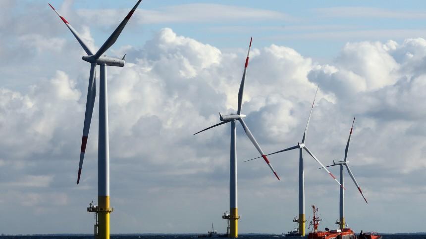 Windenergiebranche will weitere Windparks in Küstennähe