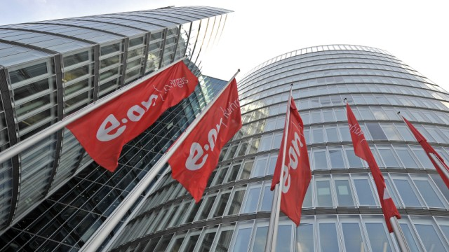 Eon-Ruhrgas in Essen