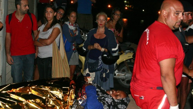 Flüchtlingsdrama Drama im Mittelmeer