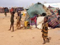 Hungerkatastrophe in Afrika