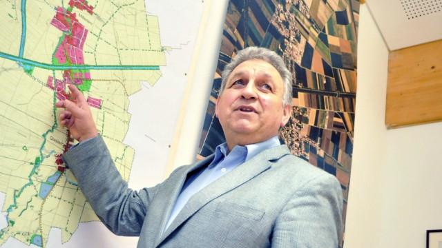 Berglern Herbert Knur verlässt die CSU