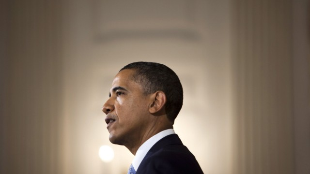 Obama Makes a Statement on Market Turmoil at the White House