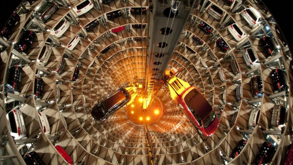 Volkswagen meldet Rekordabsatz
