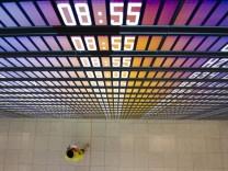 Fluglotsenstreik abgesagt - Flughafen München